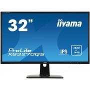 """IIYAMA 32"""" LCD iiyama XB3270QS-B1 - IPS,4ms,300cd/m2,16:9,2560x1440,DVI,HDMI,"""