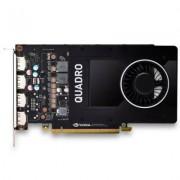 Видео карта pny nvidia quadro p2200, 5gb, gddr5, 160 bit, displayport, pny-vcqp2200-pb
