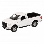 Speelgoed witte Ford F-150 auto 12 cm