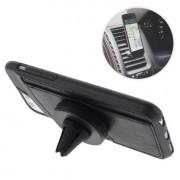 Shop4 - Universele Magneet Telefoonhouder Auto Ventilatierooster Zwart