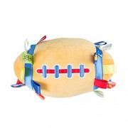 Mary Meyer Taggies Plush Touchdown Football