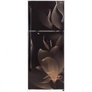 LG 420 Litres 4 Star Frost Free Double Door Refrigerator (GL-I472QTMX Twilight Magic)