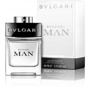 Bulgari Man Eau De Toilette 60 Ml Spray (783320971020)
