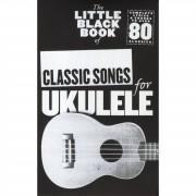 Wise Publications Little Black Book Classic Song Ukulele
