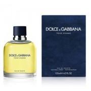 Dolce & Gabbana Pour Homme 125 ml Spray , Eau de Toilette