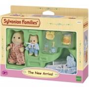 Sylvanian Families - Mama Y Bebe Gato C/ Accesorios - 4333sy