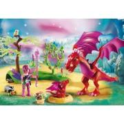 Playmobil Dragón con Bebé