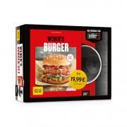 Weber Grillbuch Weber#s Burger + Burgerpresse