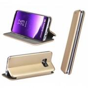 Capa Samsung Galaxy S10 Plus (Samsung G975) Flip Book Elegance Dourado