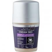 Deodorant roll bio organic cu lavanda si probiotice, Urtekram, 50ml