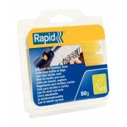 Batoane lipici Rapid O12 mm x 94 mm textile galben 50 g blister