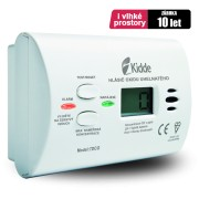 Kidde 7DCO detektor CO s alarmem (čidlo úniku plynu)