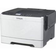 Imprimanta Laser Color Lexmark CS417DN Retea Duplex A4