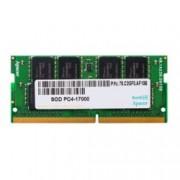 4GB DDR4 2133MHz, SO-DIMM, Apacer AS04GGB13CDTBGH, 1.2V