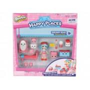 Happy Places Shopkins Dreamy Bear cu papusa