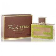 Fendi - fan di fendi leather essence eau de parfum - 50 ml spray