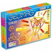 Geomag színes 64 darabos mágneses építőjáték készlet - Geomag építőjátékok