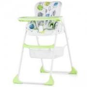 Детско столче за хранене 2в1 Chipolino Регало, киви, 3500129