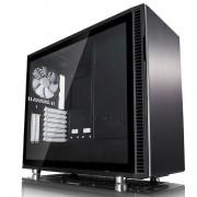 Carcasa Fractal Design Define R6 Gunmetal, Mid-Tower, USB Type-C, Tempered Glass (Negru)