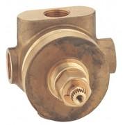 Diverter 4 cai, corp montat in perete - Grohe-29707000