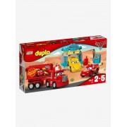 Lego 10846 Coleção Flo's Cafe Cars®, Lego Duplo vermelho medio bicolor/multico