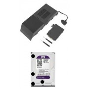 [Accessoires] JYS PS4 HDD 3.5 Inch Hard Data Bank Drive Enclosure