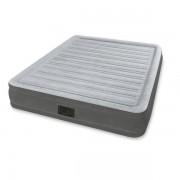 Nafukovací postel COMFORT PLUSH INTEX 67770 šedá