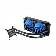 Sistema De Refrigeración Liquida Todo En Uno RaidMax Cobra 240mm / 120mm Compatible Con Intel Y AMD Incluye Bracket Para AM4
