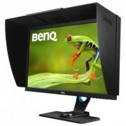 """BenQ SW2700PT - Monitor Foto Pro 27"""" QHD IPS 10biti, AdobeRGB 99%, 100% sRGB, Rec.709, 14-bit 3D LUT"""