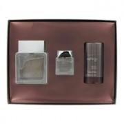 Calvin Klein Euphoria 3.4 oz / 100.55 mL Eau De Toilette Spray + 2.6 oz / 76.89 mL Deodorant + 0.5 oz / 14.79 mL Travel size spl