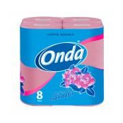 Hartie igienica Onda parfumata 8 role/set