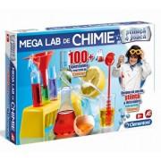 Stiinta si joaca - Set educativ Mega laborator de chimie