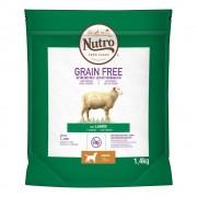 7кг Puppy Grain Free Nutro, суха храна за кучета с агнешко