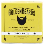 Golden Beards Big Sur Bio Bartbalsam