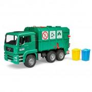 Bruder Garbage Truck MAN TGA 1:16 02753