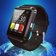 MikaMax Smartwatch U8 Original - Zwart