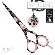 Jaguar White Line Haarschere Lady Love 5½″