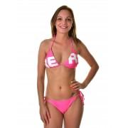 Retro Jeans női bikini GLORIA BEACHWEAR 21J119-G14B162