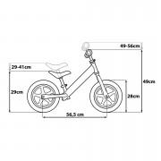 Bicicleta fara pedale Seven Cars