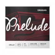 D'Addario J1010 1/4M Prelude Cuerdas instr. arco