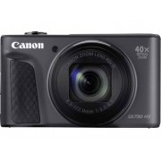 Canon SX730HS Digitale camera 20 Mpix Zoom optisch: 40 x Zwart WiFi, Bluetooth, Full-HD video-opname