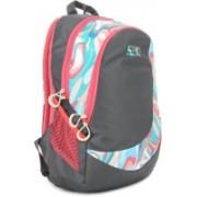 Wildcraft Fuso Backpack(Pink, Grey)