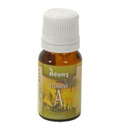 Ulei Vitamina A, 10ml, Adams Vision