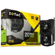 Placa video ZOTAC GeForce GTX 1050 OC, 2GB GDDR5 128 Bit