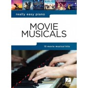 Really Easy Piano - Movie Musicals, Paperback/Hal Leonard Corp