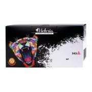 CB543A Lézertoner ColorLaserJet CM1300, CP1210 nyomtatókhoz, VICTORIA 125A, magenta, 1,4k (TOHPCB543V)