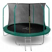 Set trambulina cu scara Hiton Modern 312cm