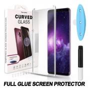 Стъклен протектор за Samsung Galaxy S7 Edge (Темперирано закалено стъкло) 'Nano Liquid full Glue'