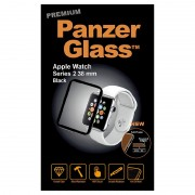 Protector de Ecrã PanzerGlass Premium para Apple Watch Series 2 - 38mm - Preto