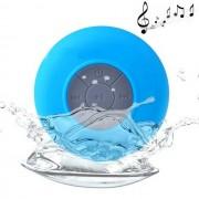 Maxy Vivavoce Waterproof Speaker Cassa Bluetooth Universale Bts-06 Blu Per Modelli A Marchio Htc